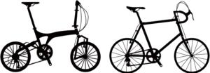 ミニベロ(シルエット)-自転車通学におすすめの【自転車】